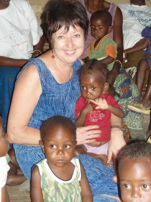 Kpaytuo Village Children