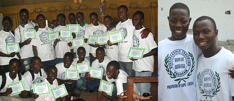 22 Students Received Certificates