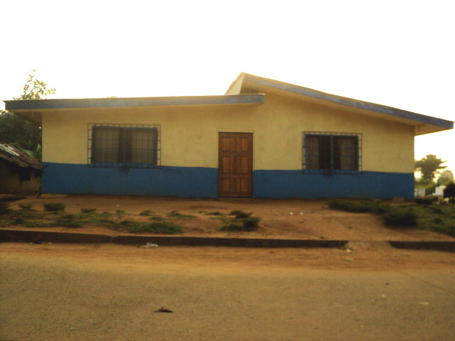 Home for orphan children now complete in Maryland County, Liberia