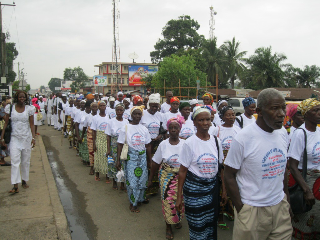 HONORING OUR WIDOWS