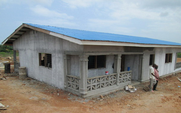 Third Home for Orphan Children is Nearing Completion
