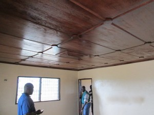 Plywood Ceiling 2