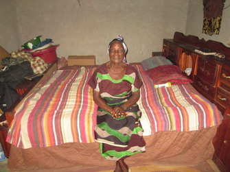Ma Mary Leeway's New Bed 2