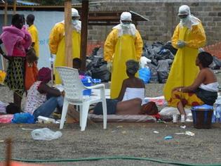 Ebola Walk