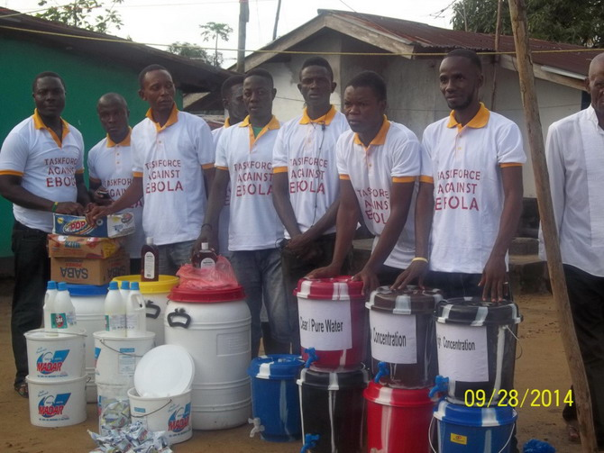 Provision of Hope Ebola Task Force
