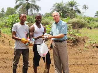 Planting Organic Seeds