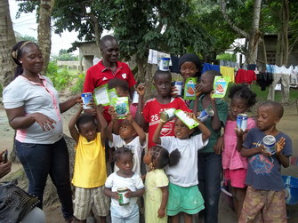 caldwell orphans receiving seeds 2