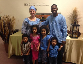 Emmanuel and Family