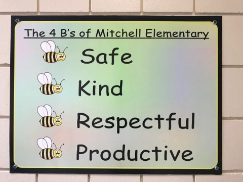 These are the values that the students at MES are taught.  Even at these young ages they learn that as we all work together to help others we really can CHANGE THE WORLD FOR GOOD!