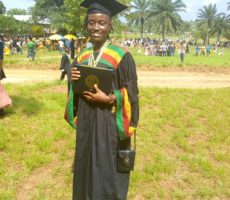 Rose holds her Bachelor of Nursing Degree
