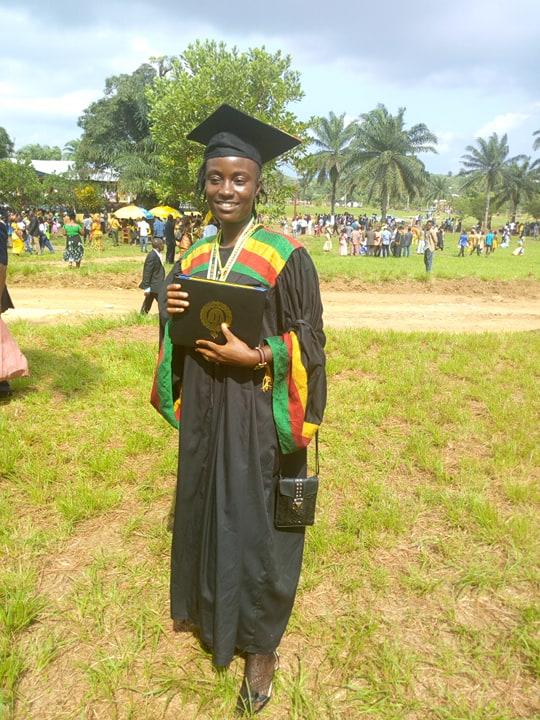 Rose holds her Bachelor of Nursing Degree