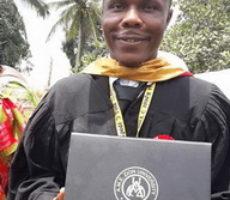 Emmanuel's Graduation 2