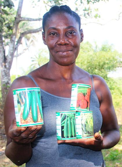 Seeds for a Farmer  $ 50