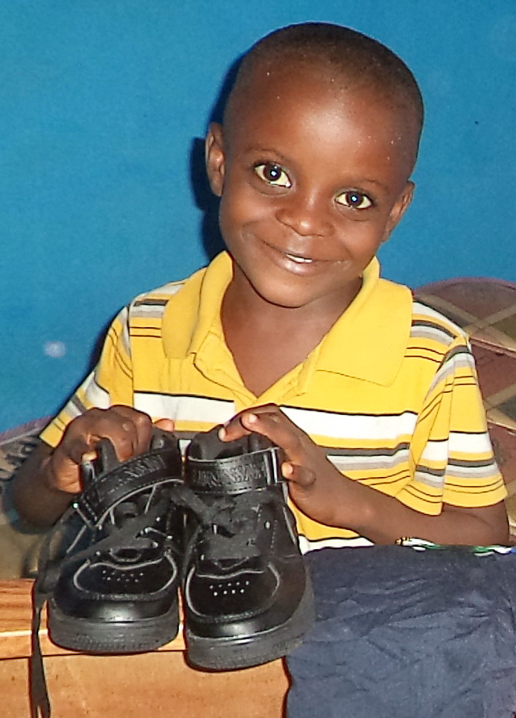 School Shoes for a Child $ 15