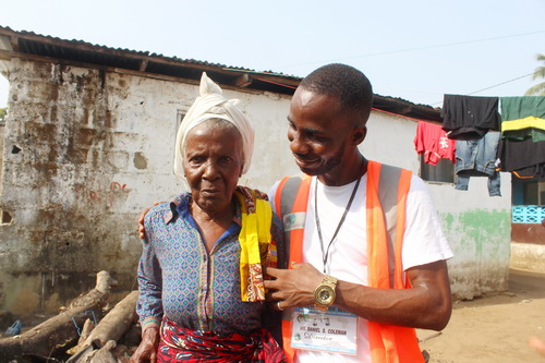 Daniel Coleman is our Director of Mercy Ministry and has an incredible heart for our widows.