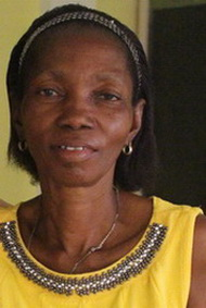 Ma Esther has 11 children in her home.