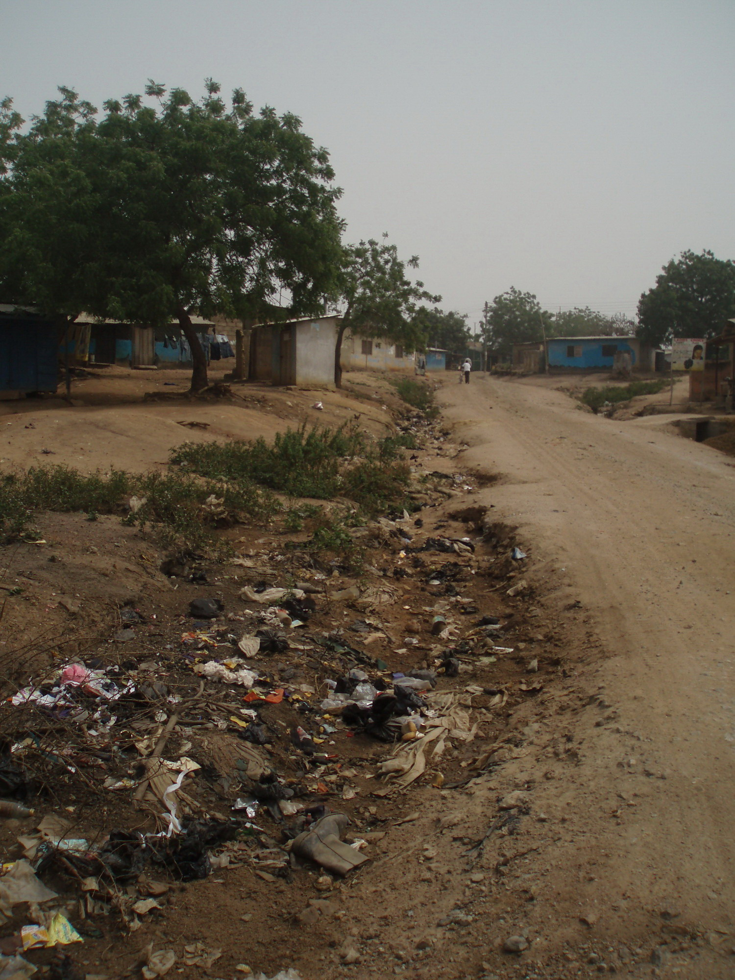Buduburam Camp is deplorable!
